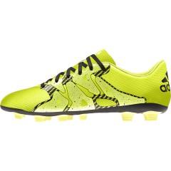 Pánské kopačky adidas X 15.4 FxG   B32792   Žlutá   43