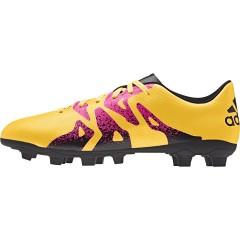 Pánské kopačky adidas X 15.4 FxG   AF4694   Oranžová   43