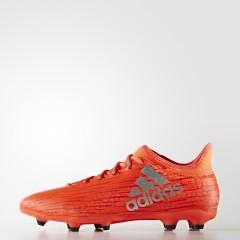 Pánské kopačky adidas X 16.3 FG | S79483 | Červená | 41