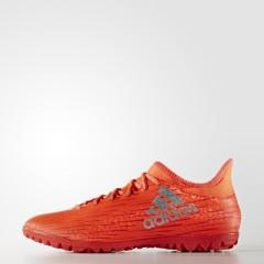 Pánské kopačky adidas X 16.3 TF | S79576 | Červená | 41