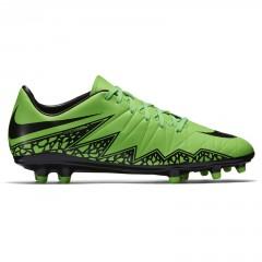 Pánské kopačky Nike HYPERVENOM PHELON II FG | 749896-307 | Zelená | 40
