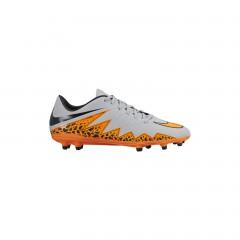 Pánské kopačky Nike HYPERVENOM PHELON II FG | 749896-080 | Oranžová, Bílá | 42