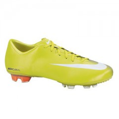 Pánské kopačky Nike MERCURIAL MIRACLE FG | 396131-311 | Žlutá | 44