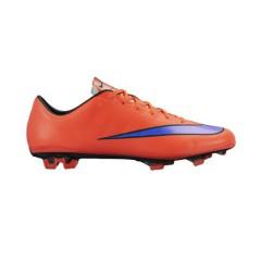 Pánské kopačky Nike MERCURIAL VELOCE II FG | 651618-650 | Oranžová | 40,5