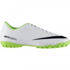 Pánské kopačky Nike MERCURIAL VICTORY IV TF | 555615-103 | Bílá | 42,5