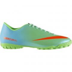 Pánské kopačky Nike MERCURIAL VICTORY IV TF | 555615-380 | Zelená | 42