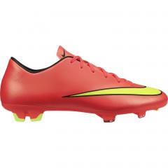 Pánské kopačky Nike MERCURIAL VICTORY V FG | 651632-690 | Červená | 40