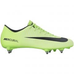 Pánské kopačky Nike MERCURIAL VICTORY VI SG 41 ELECTRIC GREEN/BLACK-FLASH LIM