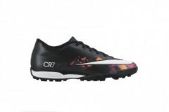 Pánské kopačky Nike MERCURIAL VORTEX II CR TF | 684884-018 | Barevná, Černá | 42