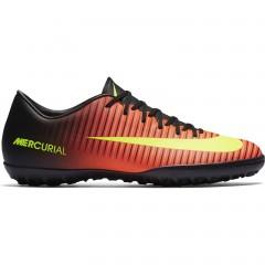 Pánské kopačky Nike MERCURIALX VICTORY VI TF | 831968-870 | Černá, Červená, Žlutá | 41