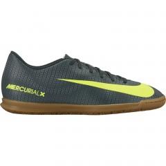 Pánské kopačky Nike MERCURIALX VORTEX III CR7 IC 41 SEAWEED/VOLT-HASTA-WHITE