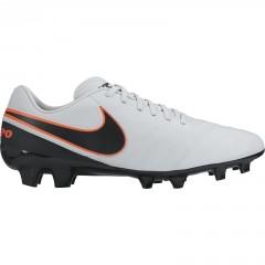 Pánské kopačky Nike TIEMPO GENIO II LEATHER FG | 819213-001 | Bílá | 41