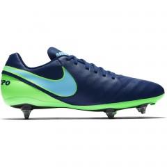 Pánské kopačky Nike TIEMPO GENIO II LEATHER SG | 819715-443 | Modrá | 41