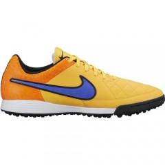 Pánské kopačky Nike TIEMPO GENIO LEATHER TF | 631284-858 | Oranžová | 41