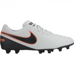 Pánské kopačky Nike TIEMPO RIO III FG | 819233-001 | Bílá | 42