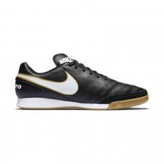 Pánské kopačky Nike TIEMPOX GENIO II LEATHER IC | 819215-010 | Černá | 41