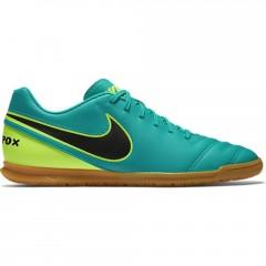 Pánské kopačky Nike TIEMPOX RIO III IC | 819234-307 | Žlutá, Tyrkysová | 44,5