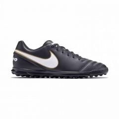 Pánské kopačky Nike TIEMPOX RIO III TF 41 BLACK/WHITE
