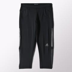 Pánské kraťasy adidas SN 3/4 TIGHT M L BLACK/SOLID