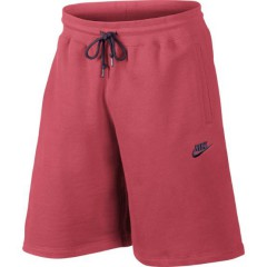 Pánské kraťasy Nike AW77 FT SHORT   545358-633   Červená   S
