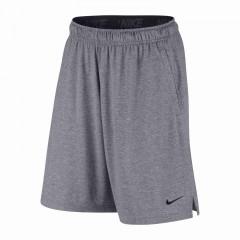 Pánské kraťasy Nike M NK SHORT DRI-FIT COTTON | 842267-091 | Šedá | L
