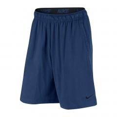 Pánské kraťasy Nike M NK SHORT DRI-FIT COTTON | 842267-429 | Modrá | L
