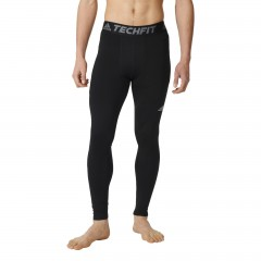 Pánské legíny adidas Performance TF BASE W TIGHT XL BLACK