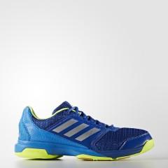 Pánské sálové boty adidas Performance Multido Essence 42,5 CROYAL/SILVMT/SHOBLU