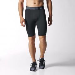 Pánské spodní prádlo adidas TF BASE ST 9 | D82097 | Černá | 2XL