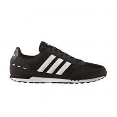 Pánské tenisky adidas Performance NEO CITY RACER   BB9683   Černá   47