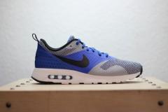 Pánské Tenisky Nike AIR MAX TAVAS PRM | 898016-400 | Černá, Modrá | 41
