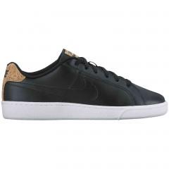 Pánské tenisky Nike COURT ROYALE PREM   805556-004   Černá   41