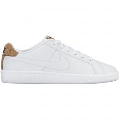 Pánské tenisky Nike COURT ROYALE PREM | 805556-100 | Bílá | 41