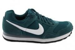 Pánské tenisky Nike MD RUNNER SUEDE | 684616-310 | Zelená | 45