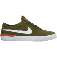 Pánské tenisky Nike SB KOSTON HYPERVULC 42,5 LEGION GREEN/WHITE-MAX ORANGE