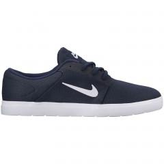 Pánské tenisky Nike SB PORTMORE ULTRALIGHT CN | 844445-411 | Modrá | 42