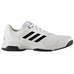 Pánské tenisové boty adidas adizero attack | BA9084 | Bílá | 46