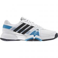 Pánské tenisové boty adidas barricade team 3 | F32351 | Bílá | 45