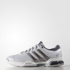 Pánské tenisové boty adidas barricade team 4 | B23054 | Bílá | 41