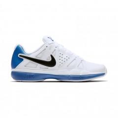 Pánské tenisové boty Nike AIR VAPOR ADVANTAGE 42 WHITE/BLACK-LT PHOTO BLUE