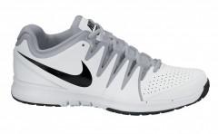 Pánské tenisové boty Nike VAPOR COURT 45 WHITE/BLACK-WOLF GREY