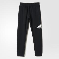 Pánské tepláky adidas LOGO SWPT CH FL | AB6527 | Černá | L