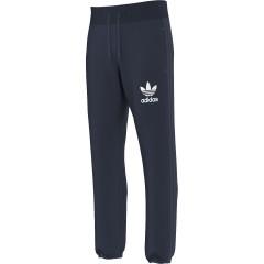 Pánské tepláky adidas Originals SPORT ESS PANTS | S18366 | Modrá | S