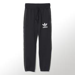 Pánské tepláky adidas Originals SPORT ESS PANTS | S18367 | Černá | S