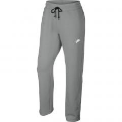 Pánské tepláky Nike AW77 OH FLC PANT | 598867-063 | Šedá | M