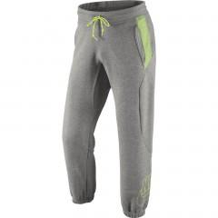 Pánské tepláky Nike FABRIC MIX CUFF PANT | 642871-063 | Šedá | L