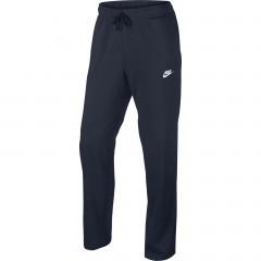 Pánské tepláky Nike M NSW PANT OH CLUB JSY | 804421-451 | Modrá | S