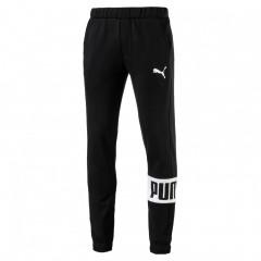 Pánské tepláky Puma Rebel Sweat Pants, FL, cl | 592468-01 | Černá | L