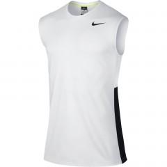 Pánské tílko Nike CROSSOVER SLEEVELESS | 641419-100 | Bílá | XL