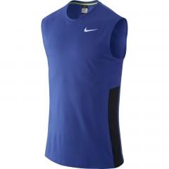 Pánské tílko Nike CROSSOVER SLEEVELESS | 641419-480 | Modrá | 2XL